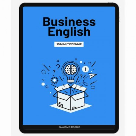 Kwadrans z Business English (A2, B1, B2)